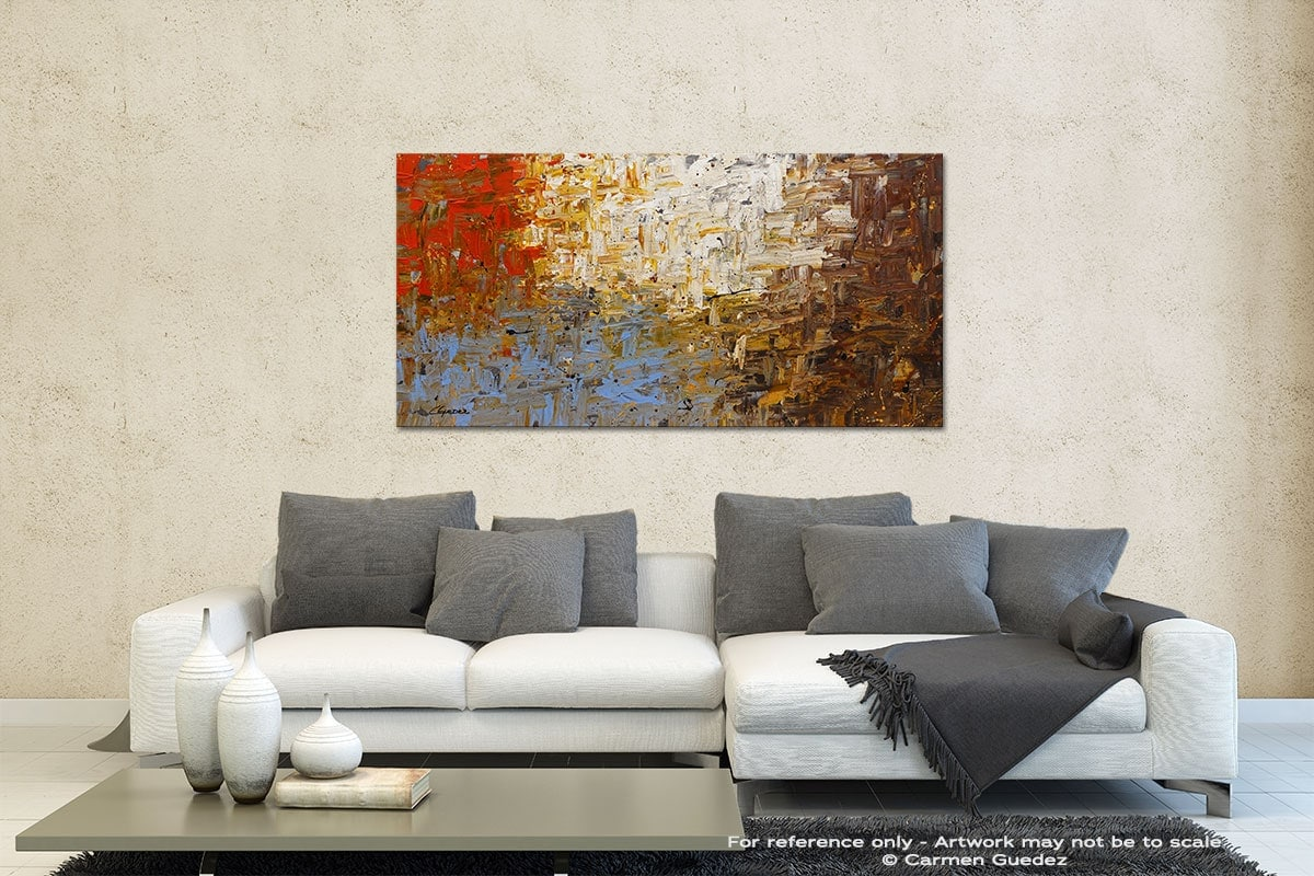 A Day To Remember Contemporary Abstract Art Id35