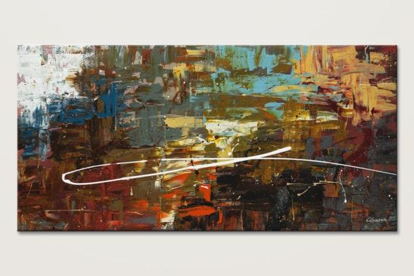 A Dream Come True Colorful Abstract Art Id80 1