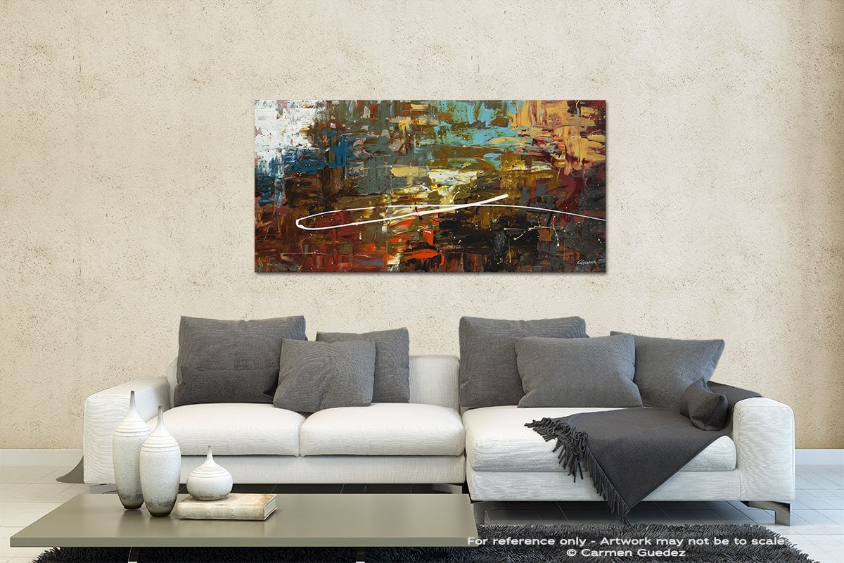 A Dream Come True Contemporary Abstract Art Id35