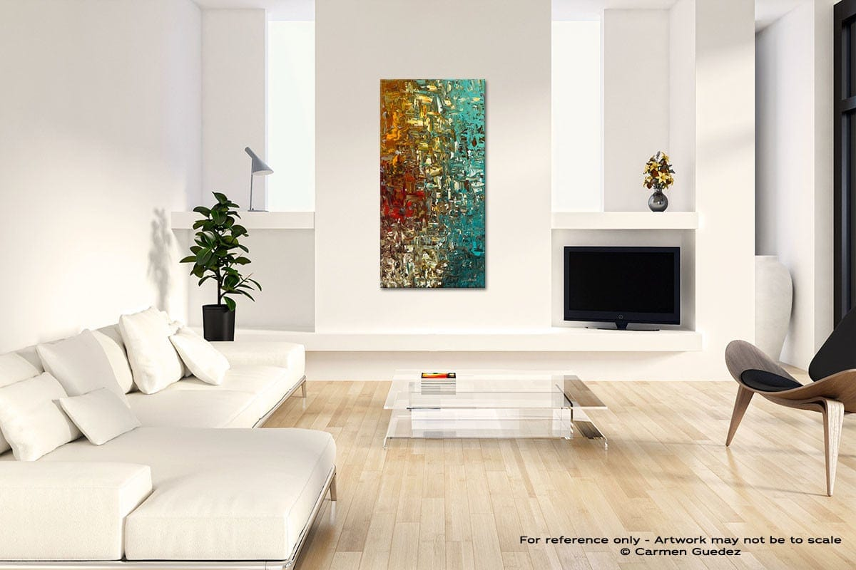 A Moment In Time Modern Abstract Painting Home Design Id41