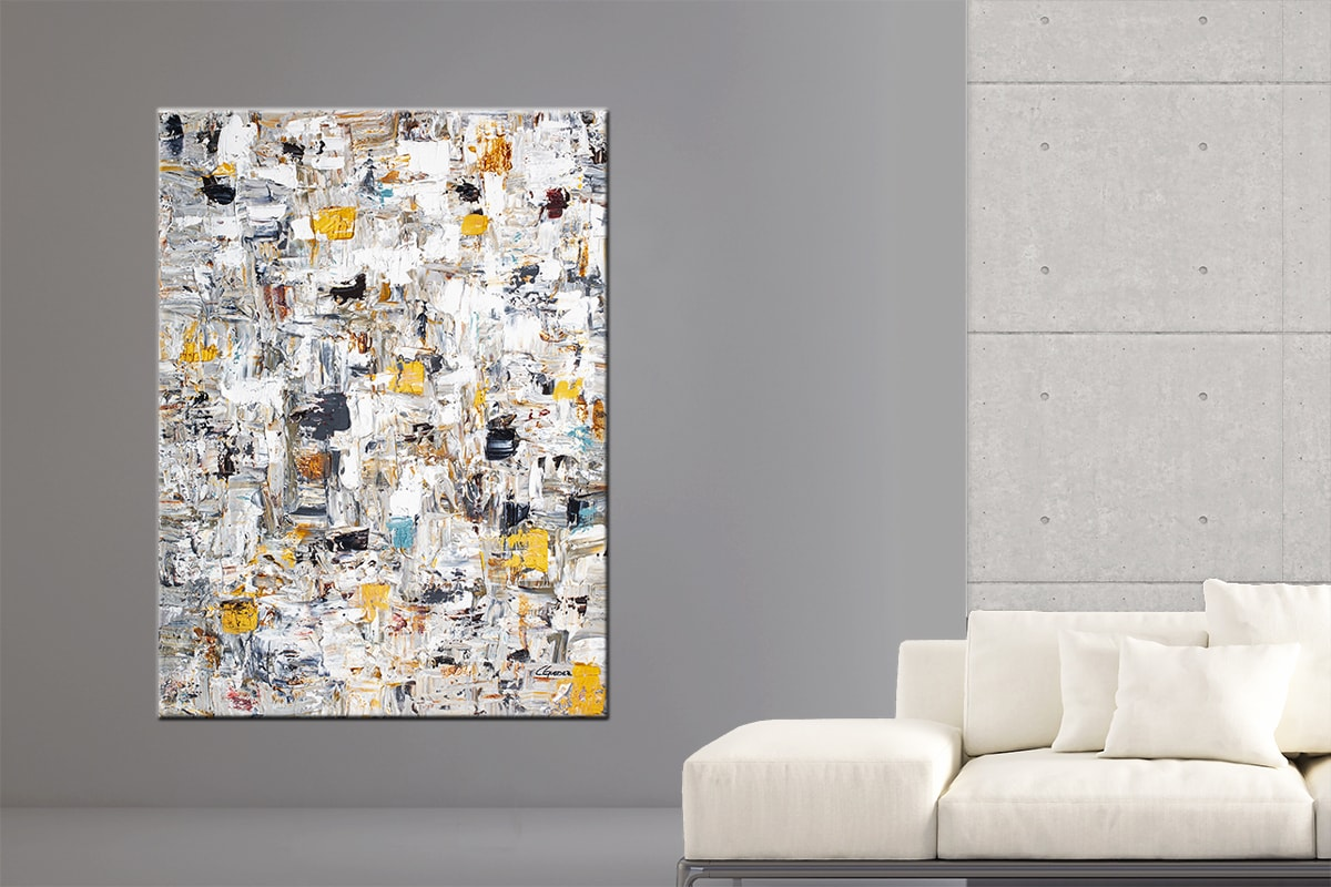 Abstract Creation Abstract Art Modern Painting Large Id76