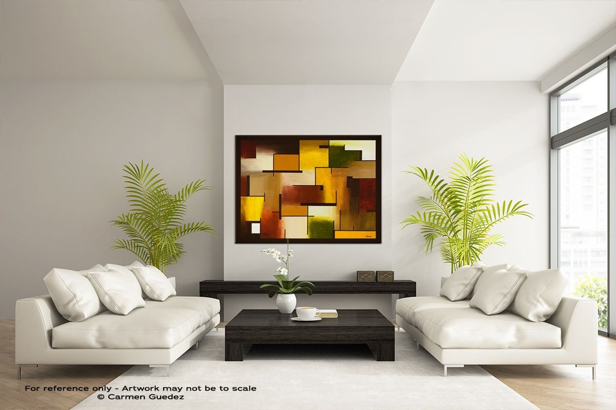 Abstract Wall Art Painting Id28 Beyond Reality