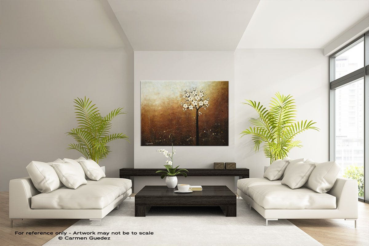 Abstract Wall Art Painting Id28 Hope On The Horizon