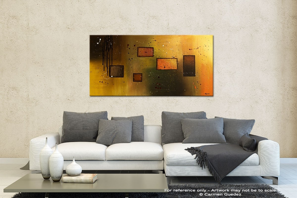 Architectural Design Contemporary Abstract Art Id35