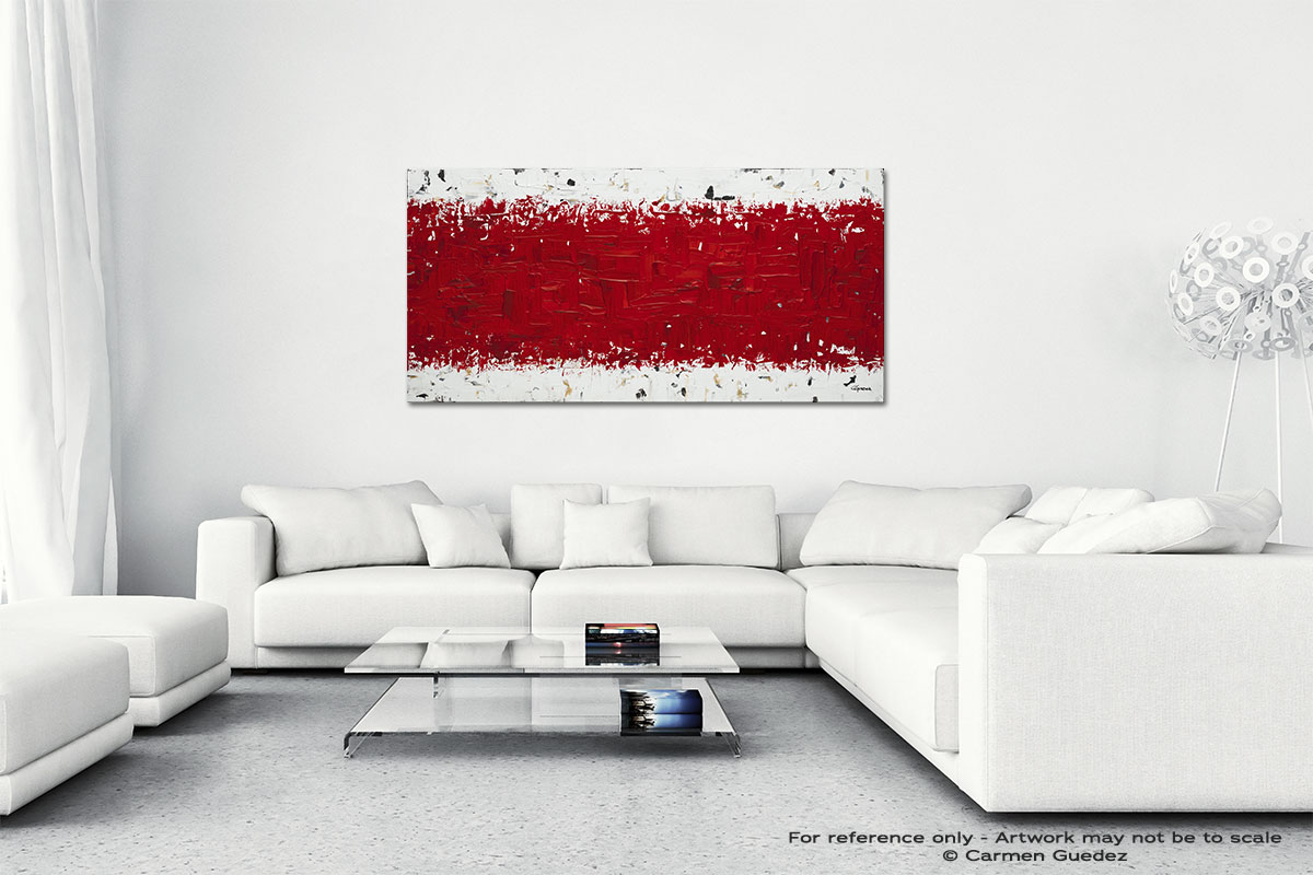 Ardent Love Wall Art Canvas Painting Id40