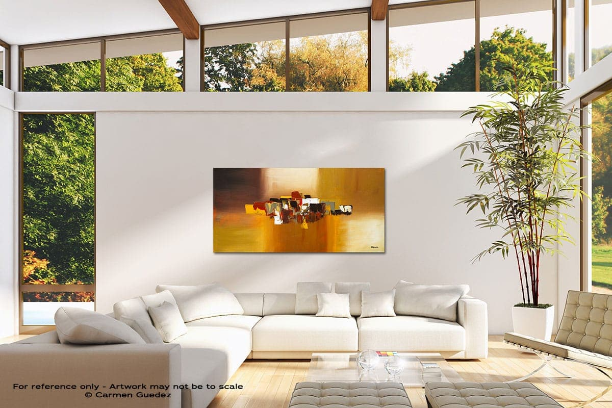 Astratto Modern Canvas Abstract Art Id38