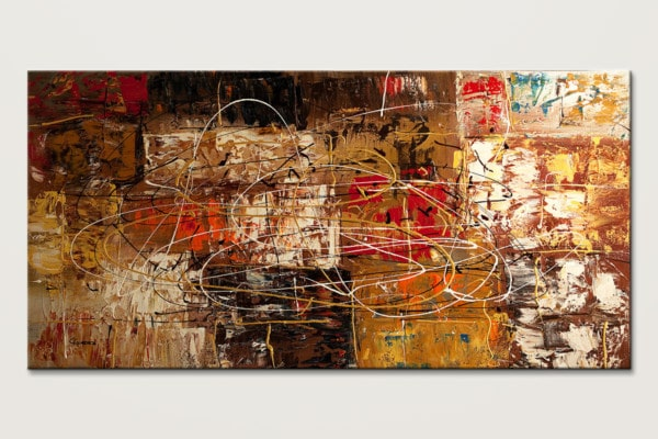 Avant Garde Modern Abstract Art Painting Id80