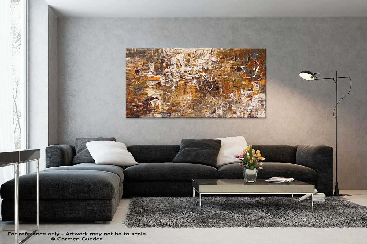 Black And White Abstract Art Living Room Id2 Above And Beyond