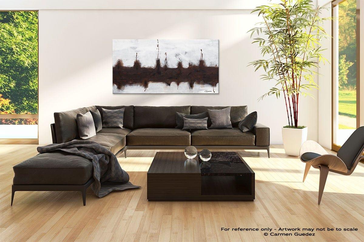 Black Modern Abstract Art Room Id3 Le Port Black Modern Abstract Art Room Id3