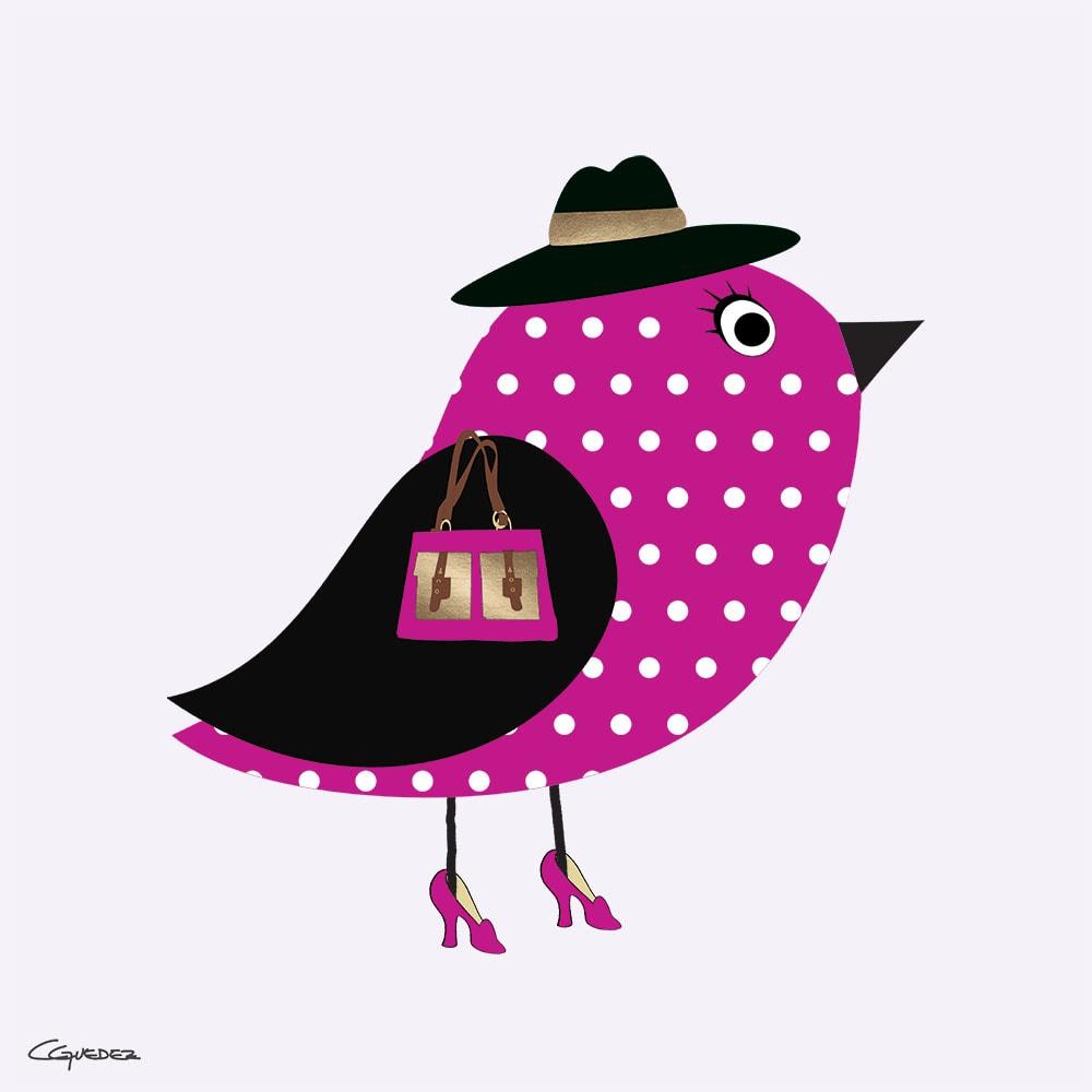 Carrie Bird Nft Art