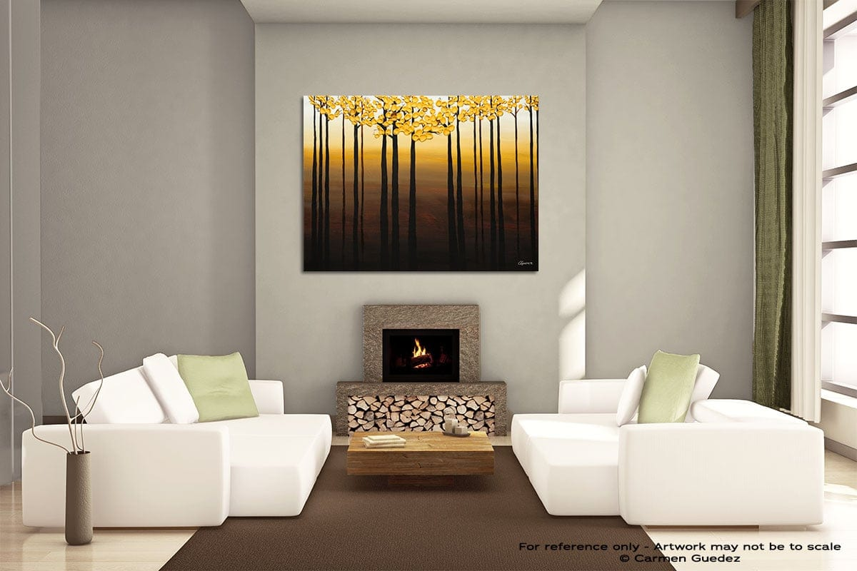 Costa Del Sol Painting On Canvas Large Living Room Id52