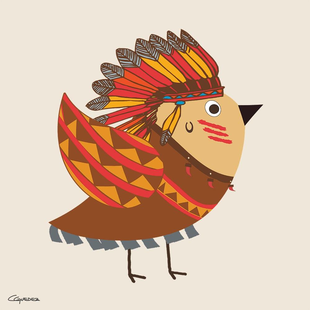 Dakota Bird Nft Art