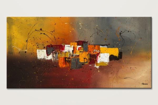 Decora Canvas Art Painting Id80