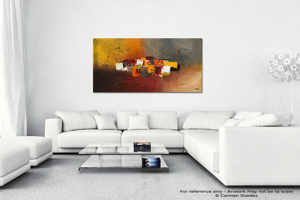 Decora Wall Art Canvas Painting Id40