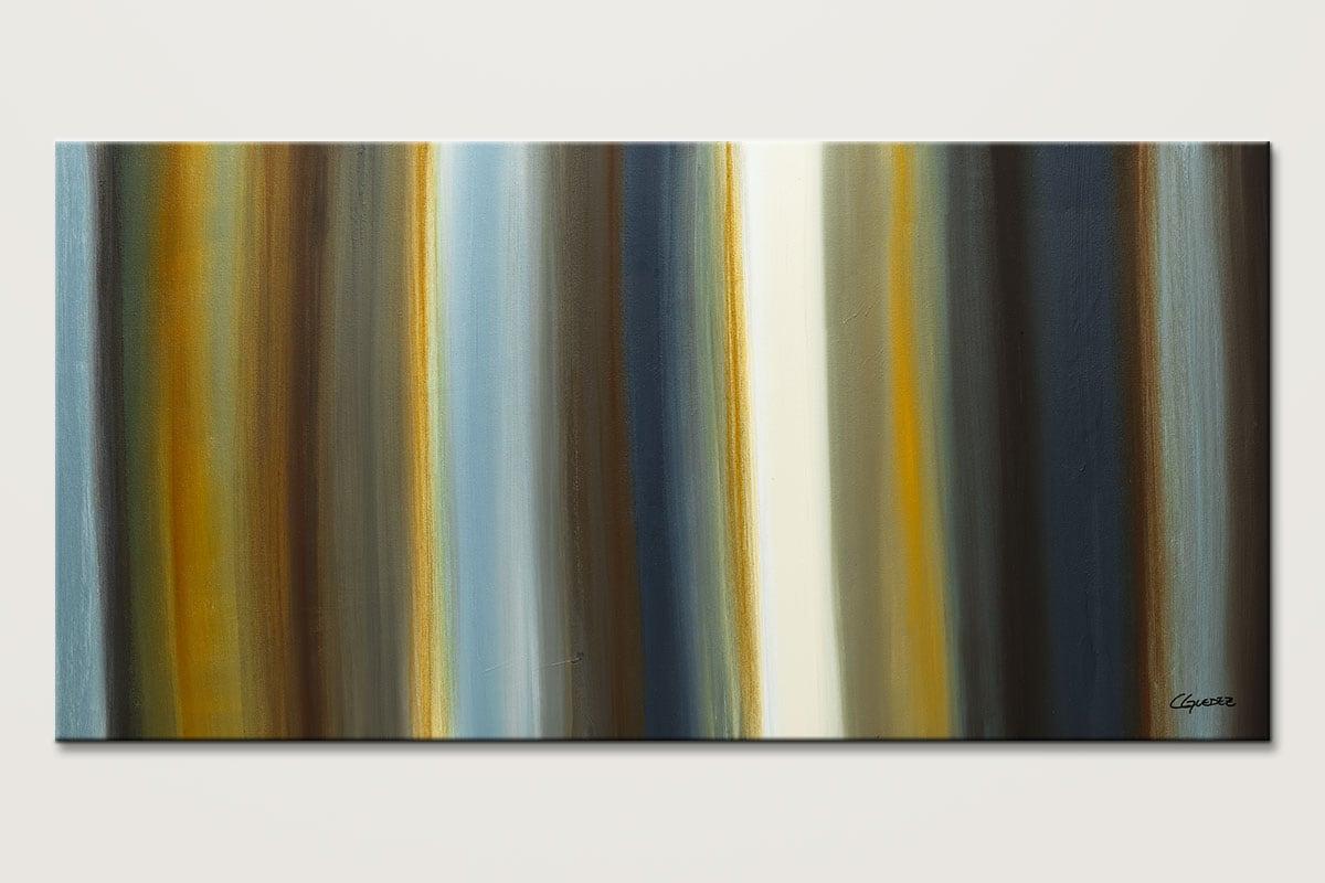 Destinos Mid Century Abstract Painting Id80