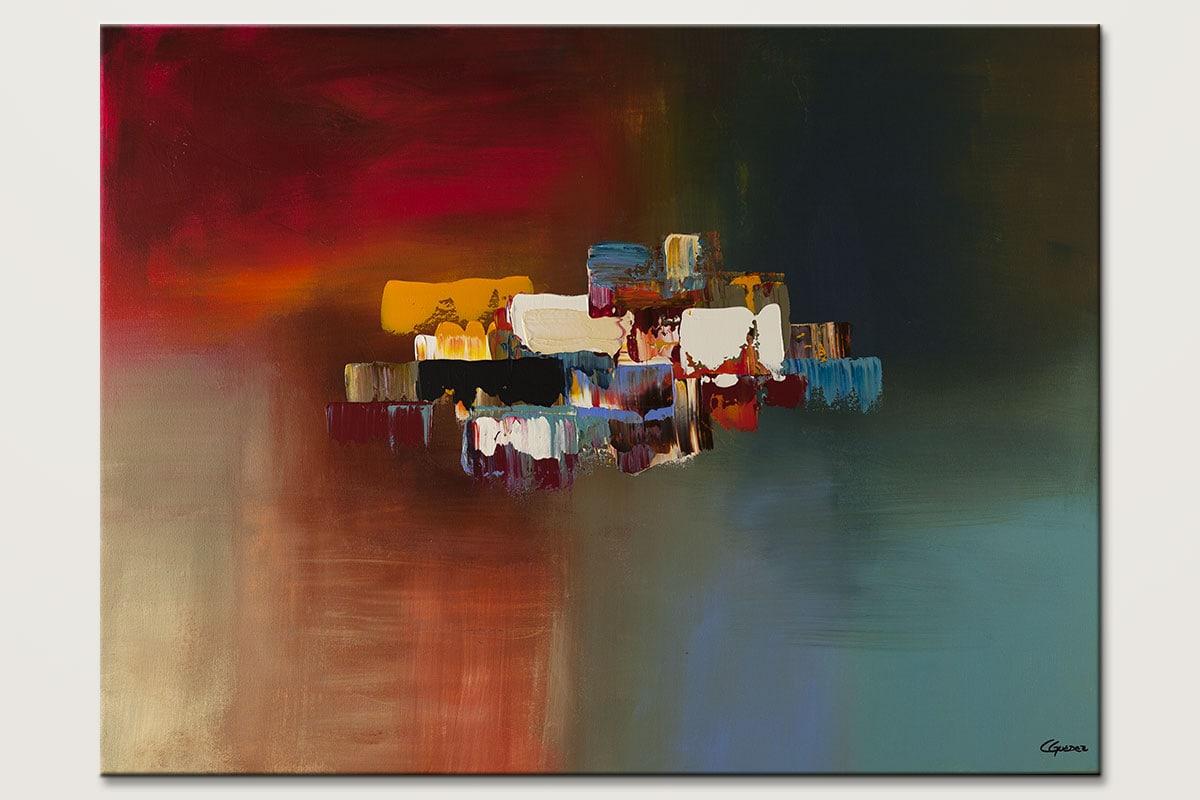 Dream Original Abstract Art Painting Id80