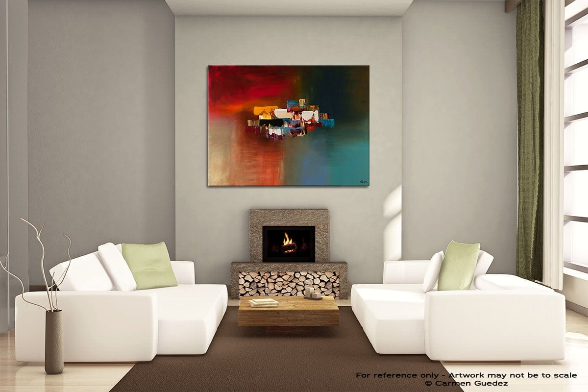 Dream Painting On Canvas Large Living Room Id52