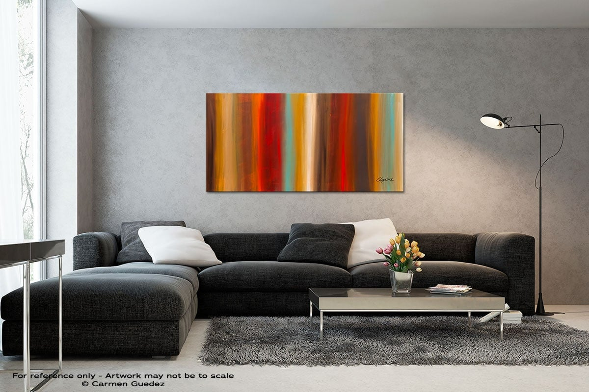 Dreamscape Black And White Wall Abstract Art Painting Id70