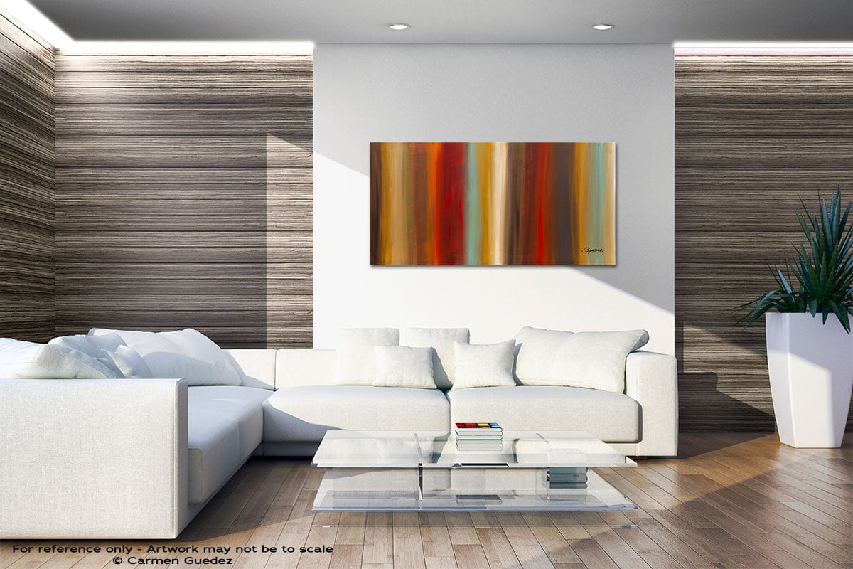 Dreamscape Large Abstract Art Id36