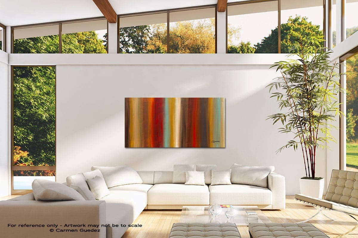 Dreamscape Modern Canvas Abstract Art Id38