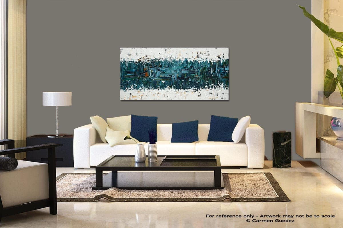 Dynamism Modern Abstract Art Painting Living Room Id37