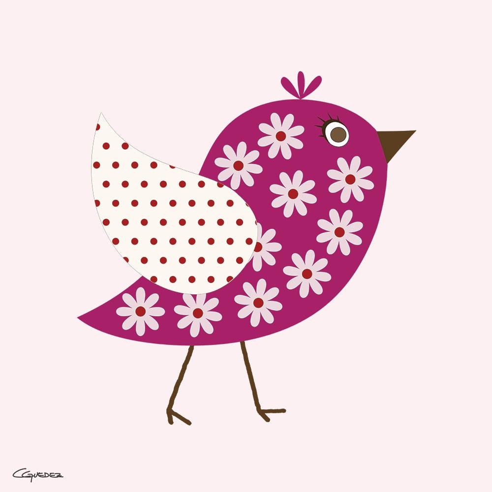 Emma Bird Nft Art