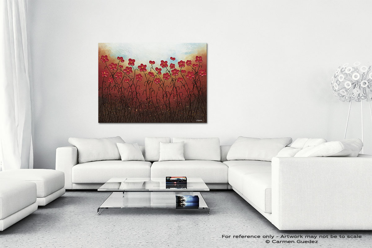 Endlessly Amusing Canvas Art Abstract Painting Id47