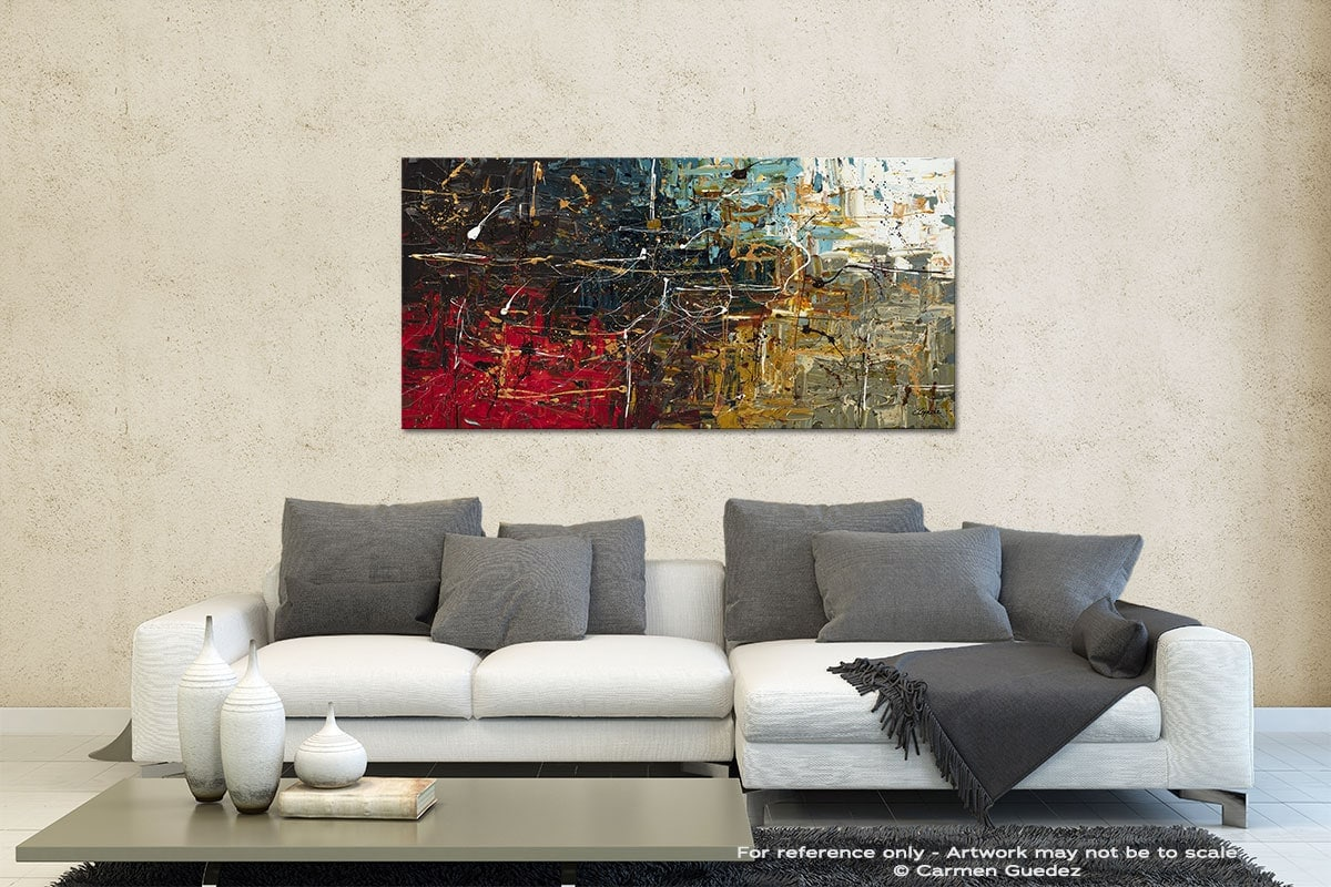 Equilibrium Contemporary Abstract Art Id35