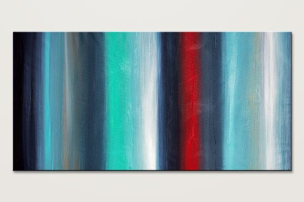 Equinox Modern Wall Art Canvas Painting
