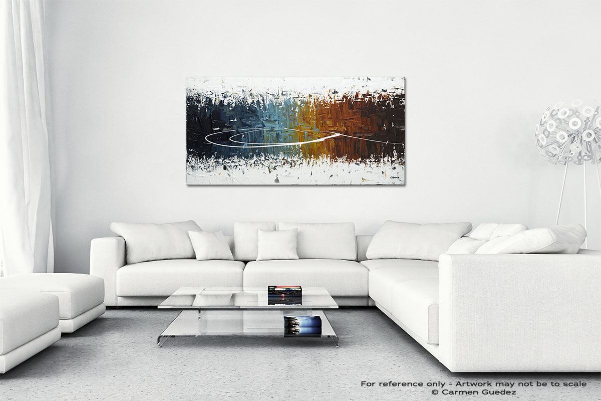 Eye Of The Beholder Wall Art Canvas Painting Id40