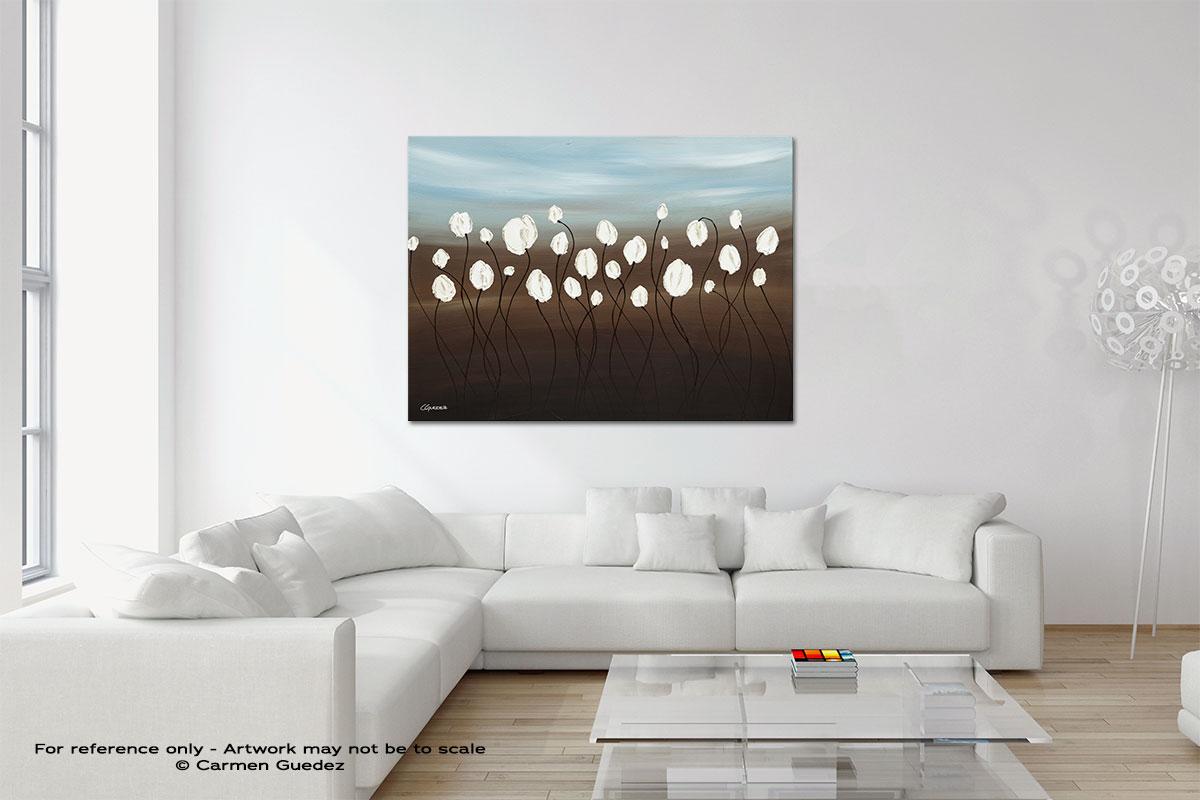 Fiori Di Monte Abstract Art Painting Interior Design Home Id45
