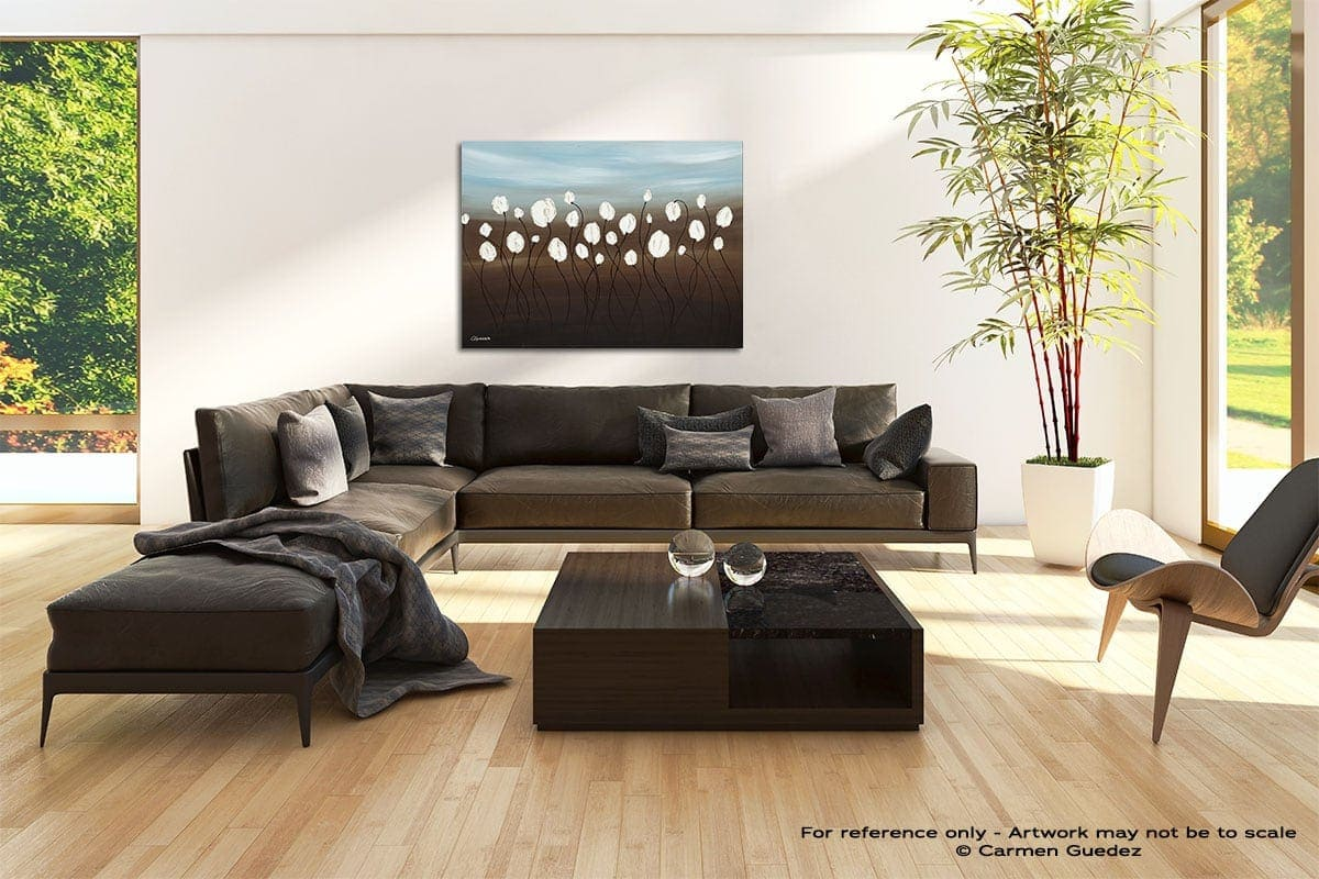 Fiori Di Monte Abstract Painting Modern Home Id69