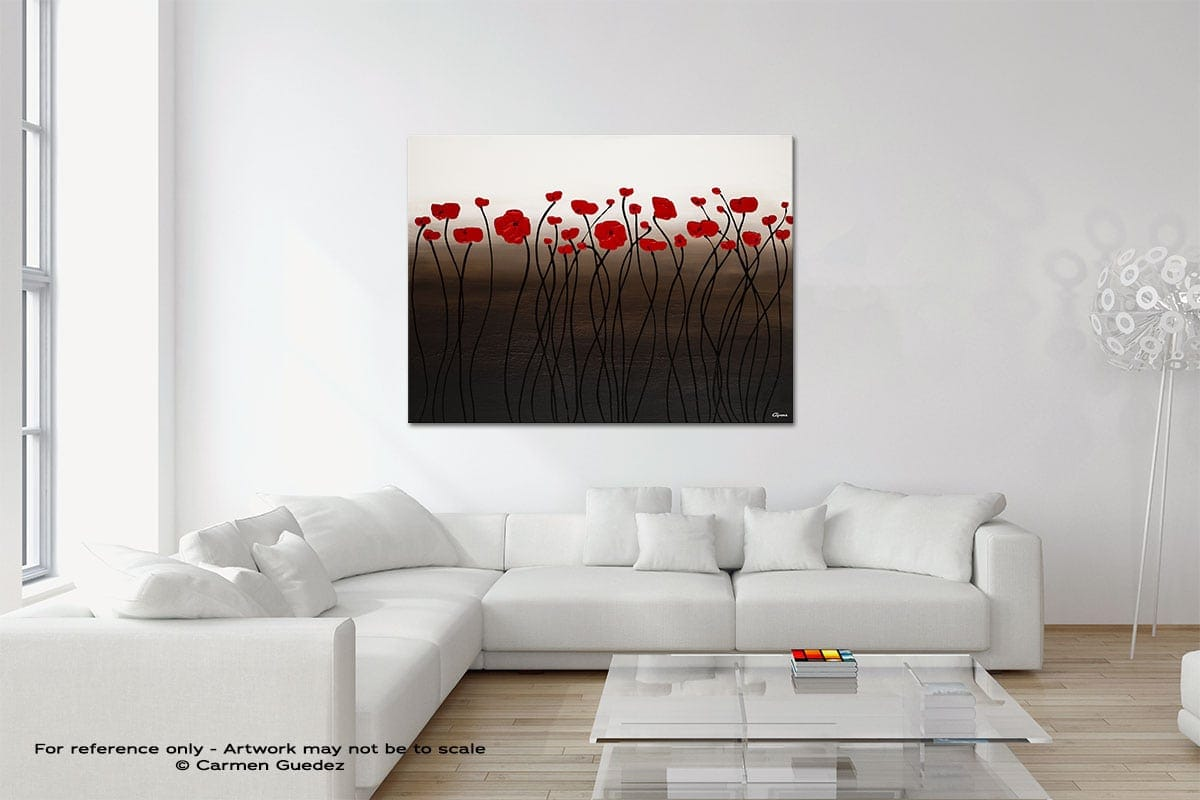 Florissant Abstract Art Painting Interior Design Home Id45