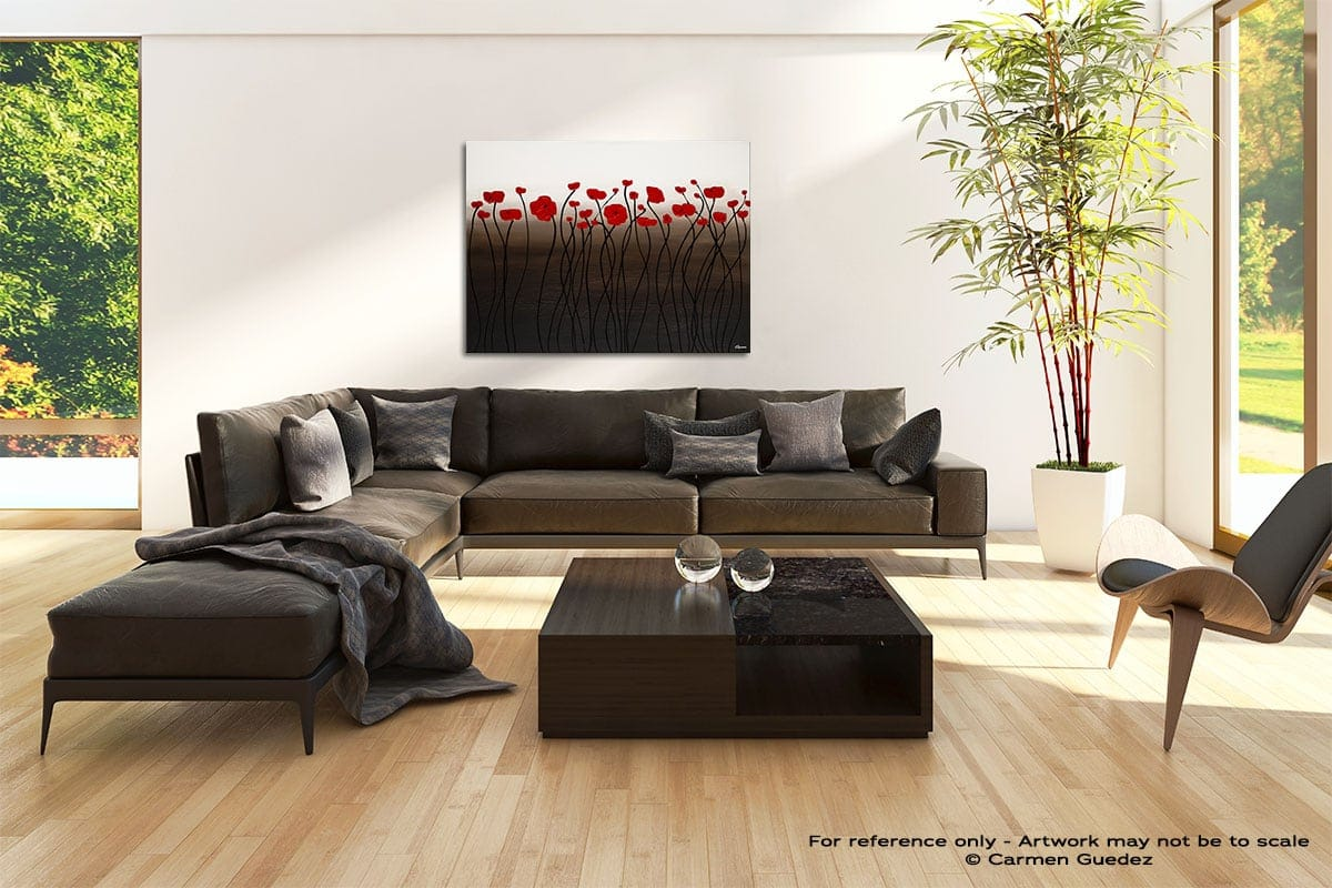 Florissant Abstract Painting Modern Home Id69