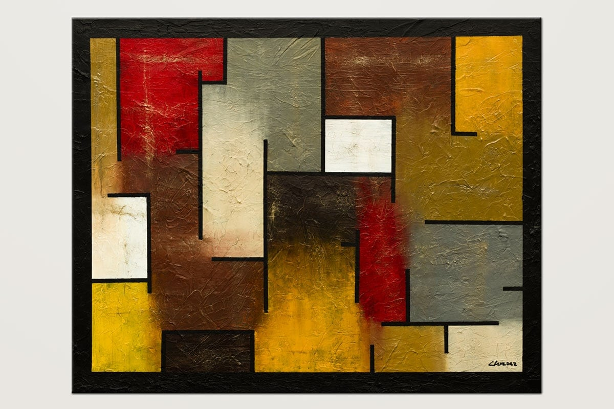 Formula For Some Geometric Abstract Art Id80
