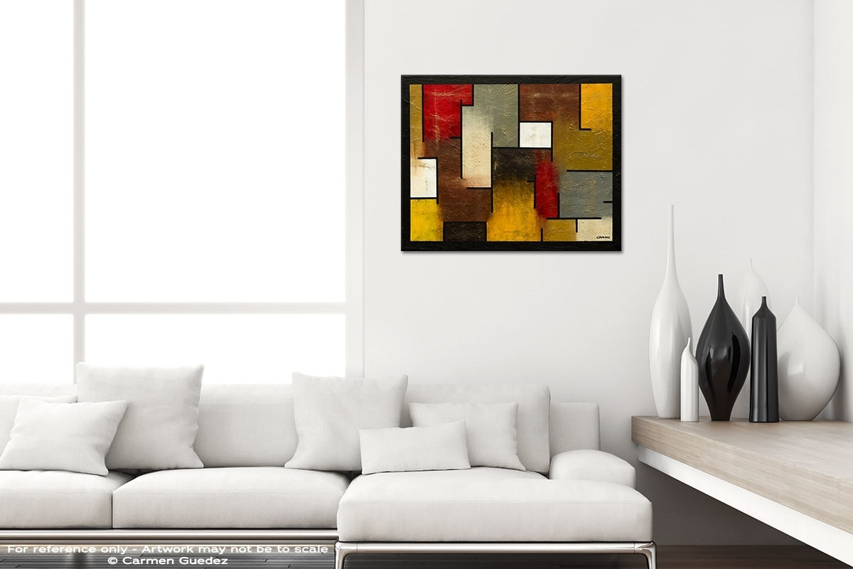 Formula For Some Joy Black And White Home Design Abstract Art Id64