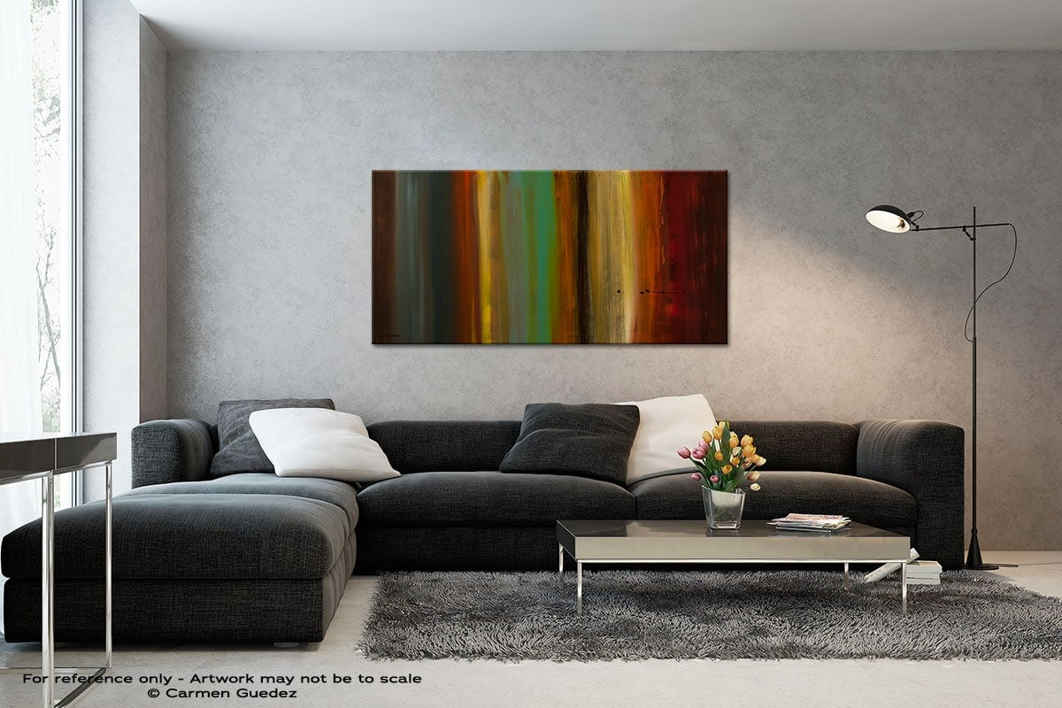 Free Flow Black And White Wall Abstract Art Painting Id70