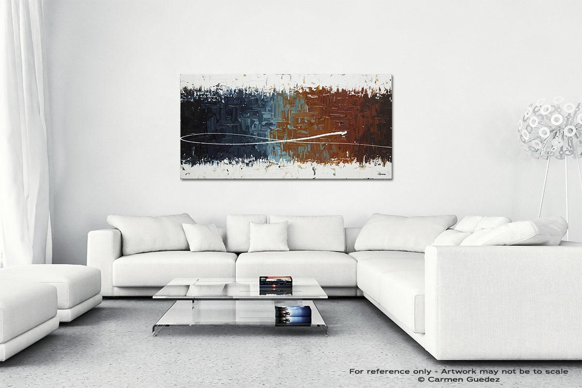 Good Feeling Wall Art Canvas Painting Id40