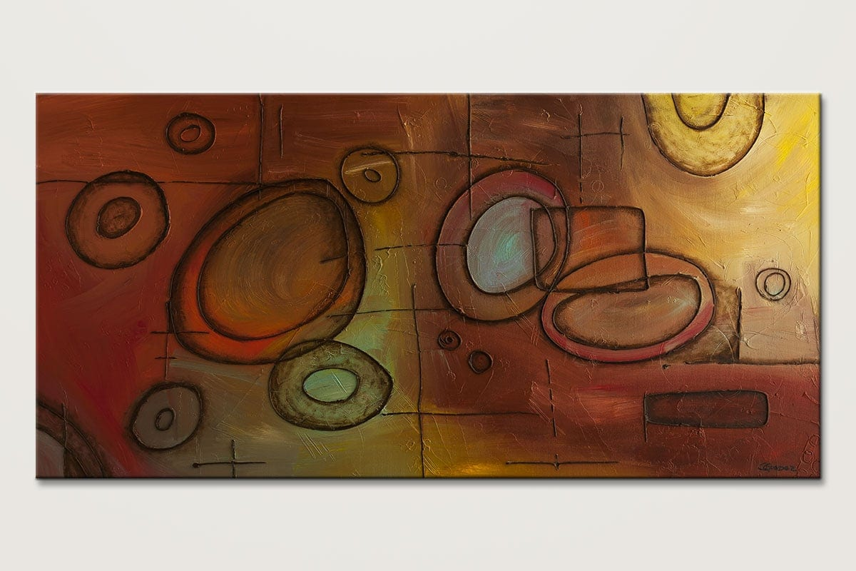 Googlit Contemporary Abstract Art Id80