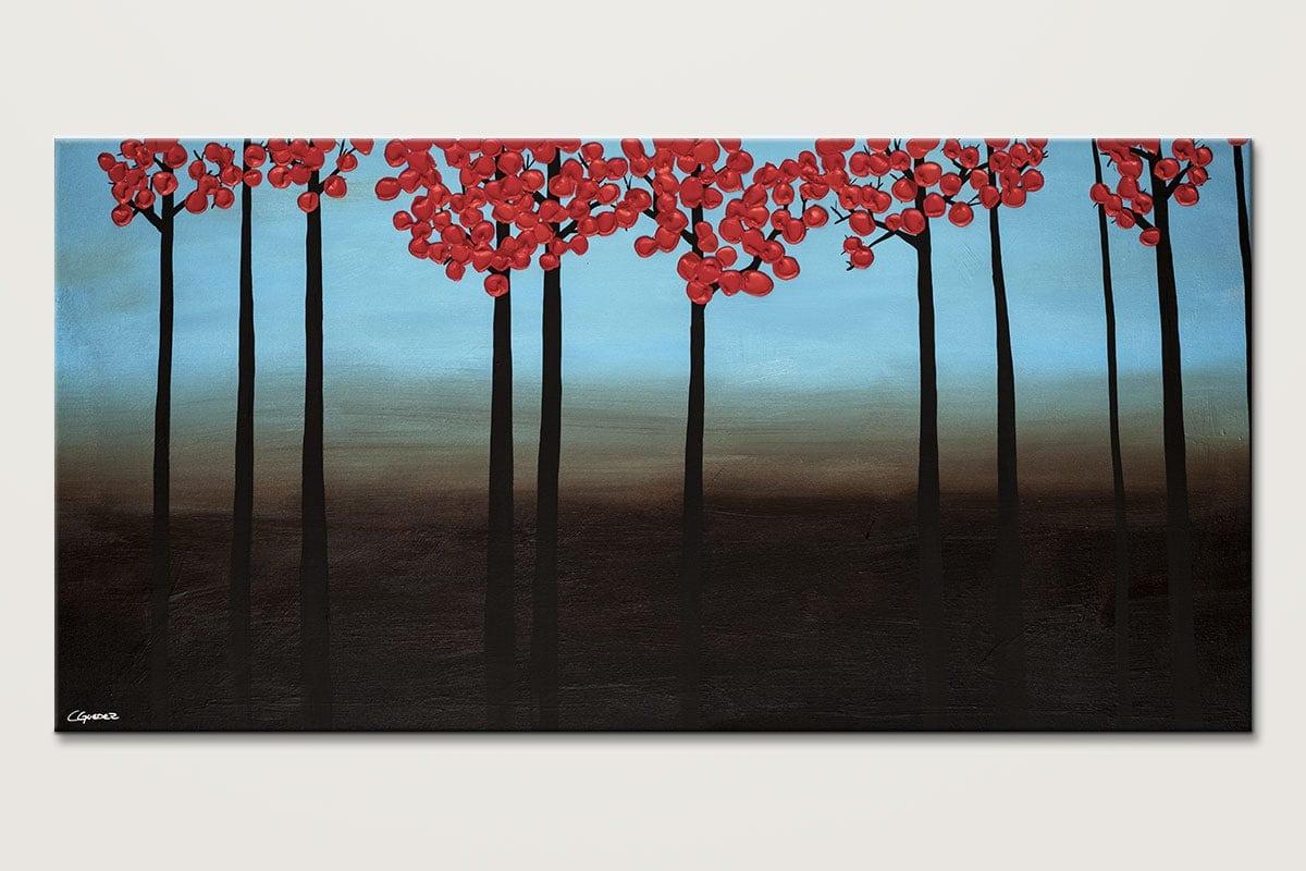 Gratitude Modern Abstract Art Painting Id80