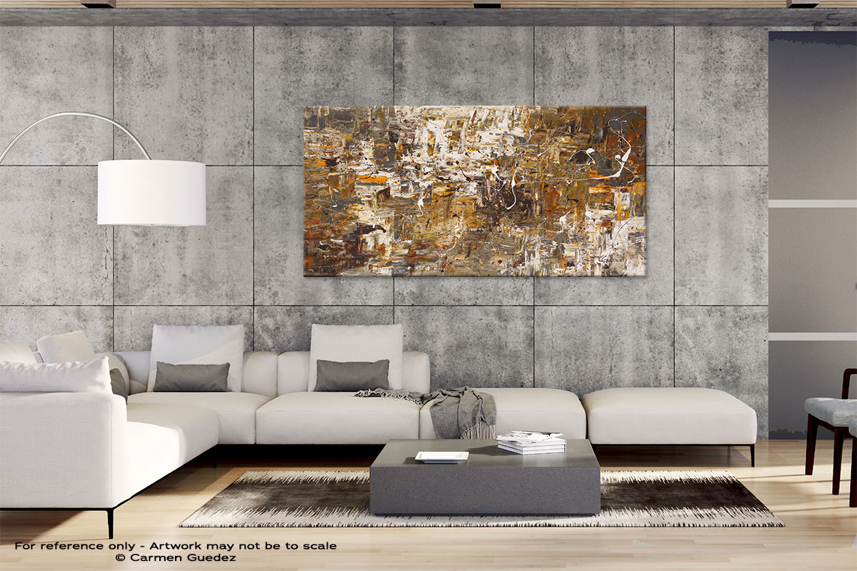 Gray Abstract Wall Art Id4 Above And Beyond