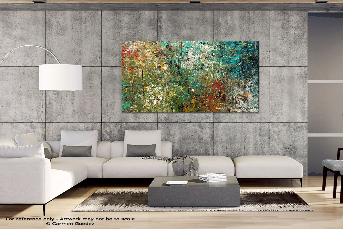 Gray Abstract Wall Art Id4 Discovery