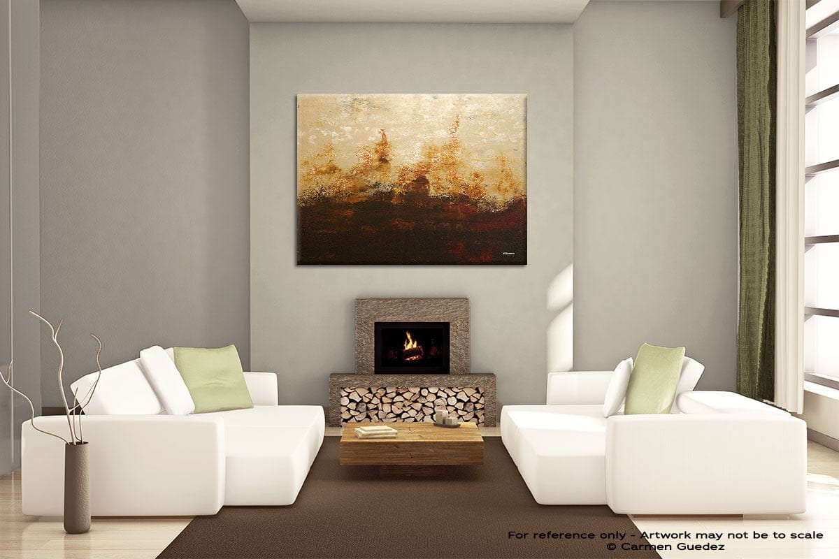Horizonte Painting On Canvas Large Living Room Id52