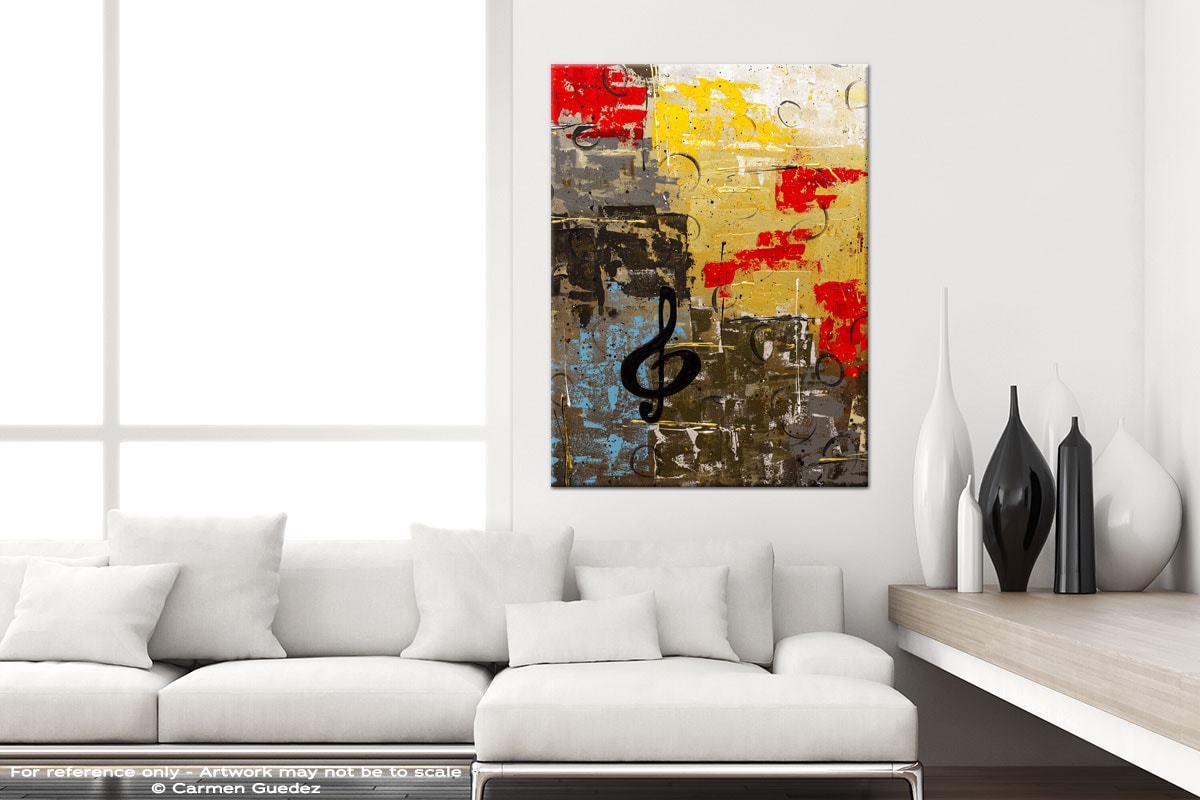 I Like It Like That Modern Vertical Black And White Interior Abstract Art Id54