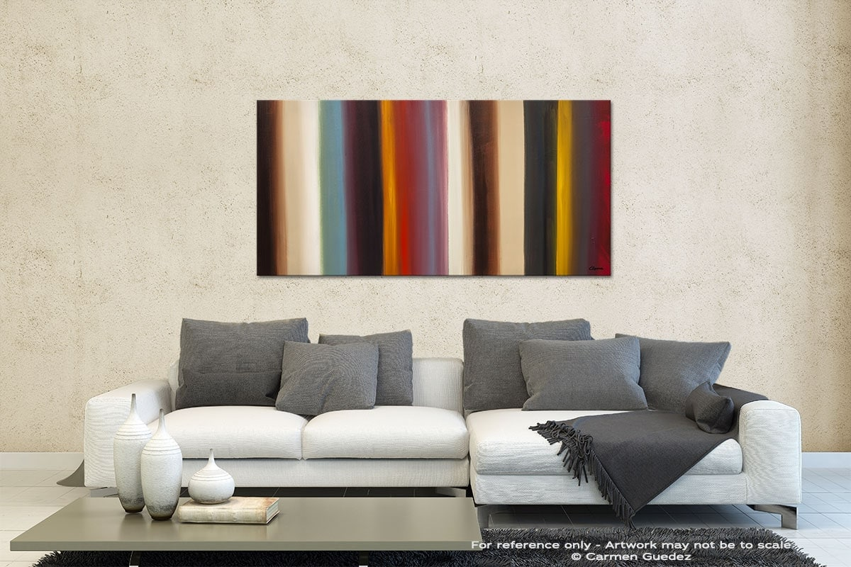 Illusion Contemporary Abstract Art Id35