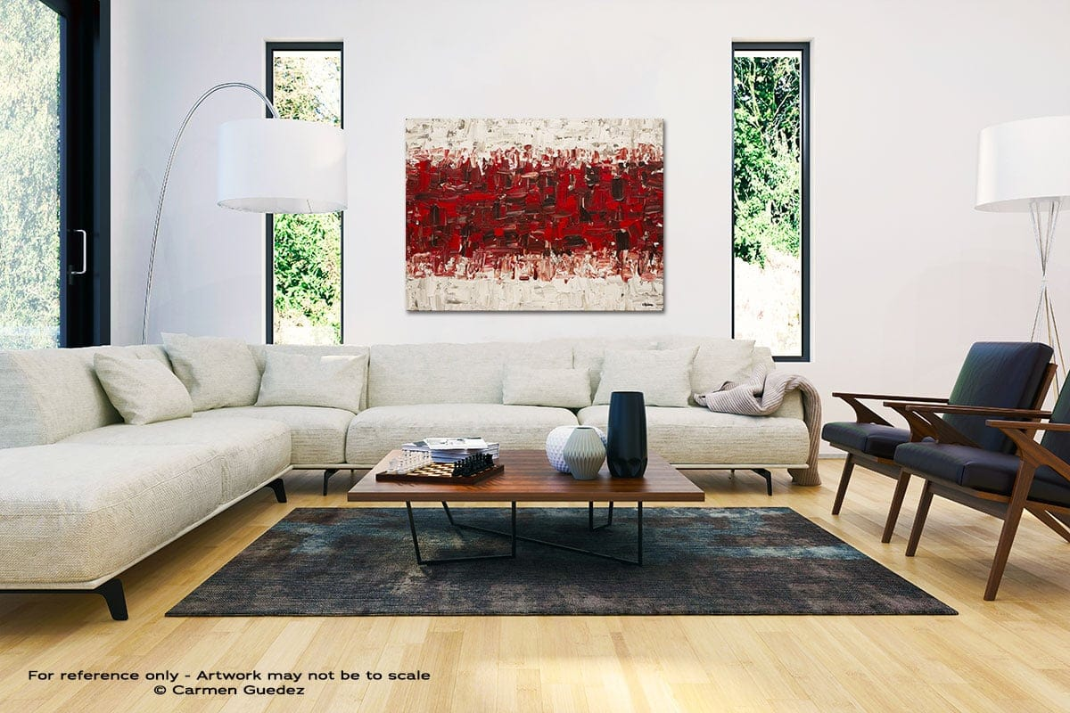 In Between Black And White Interior Decor Abstract Art Id46
