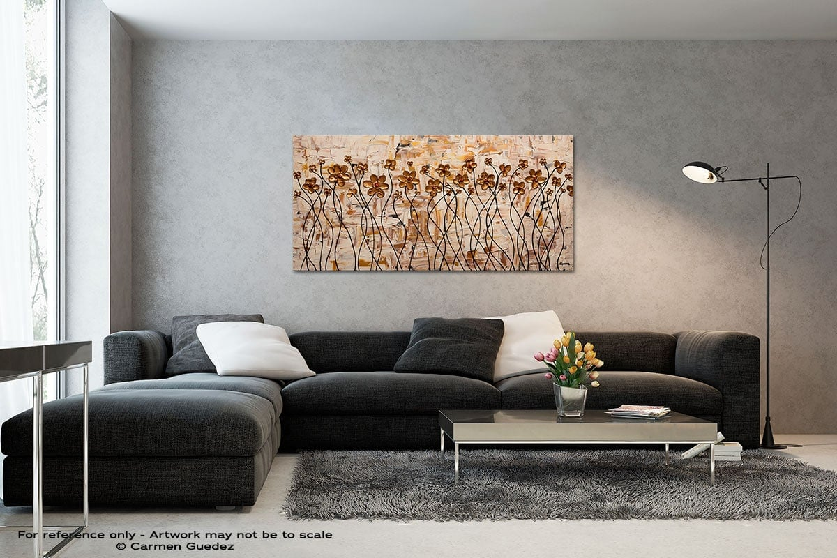 In My Dreams Black And White Wall Abstract Art Painting Id70