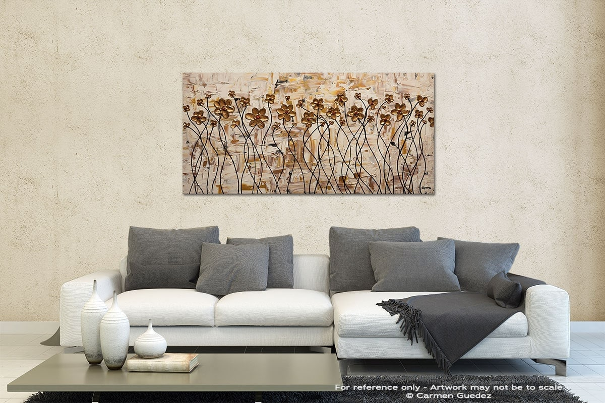 In My Dreams Contemporary Abstract Art Id35