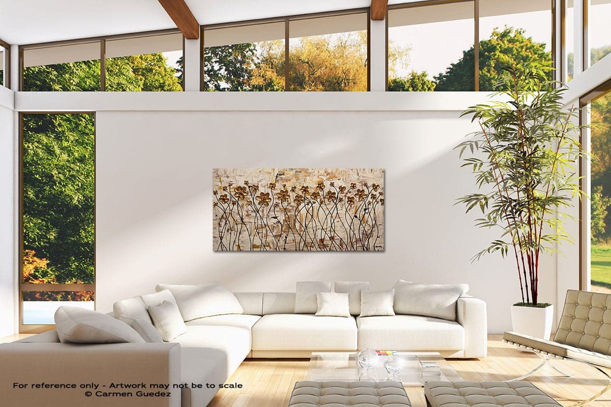 In My Dreams Modern Canvas Abstract Art Id38
