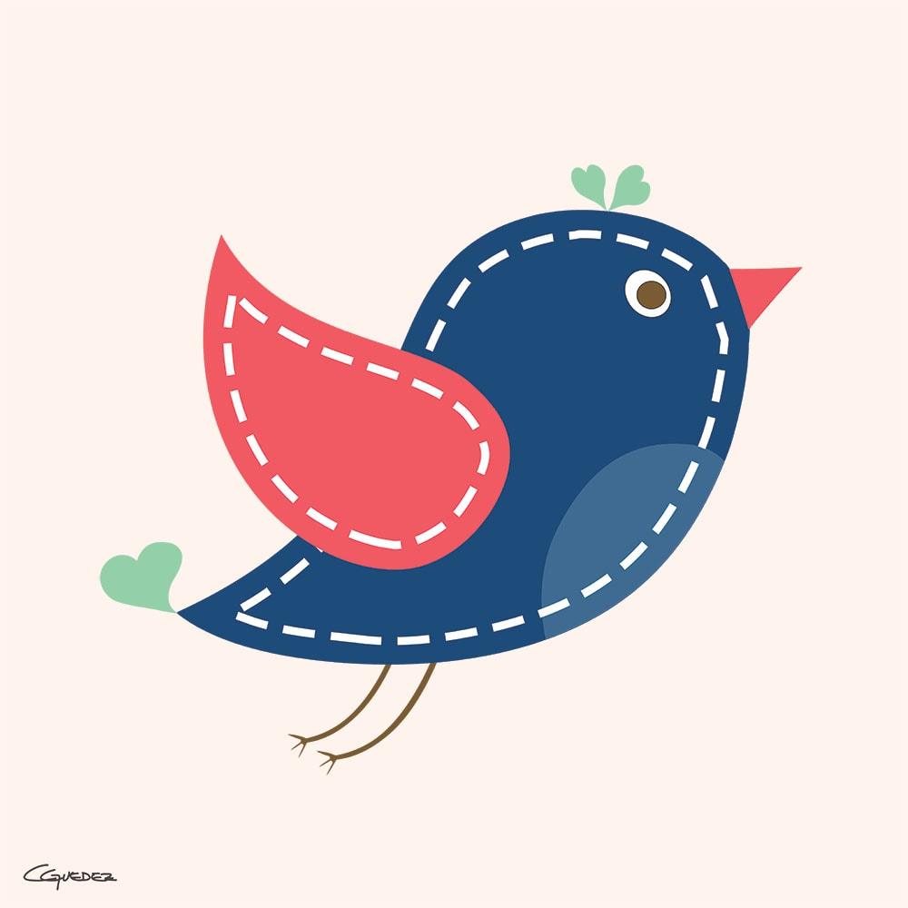 Jeannie Bird Nft Art